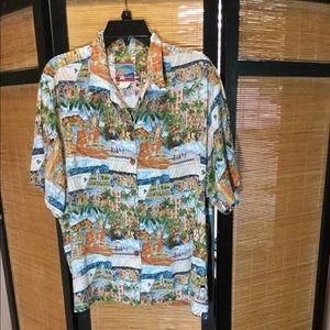 Other - Joe kealuhas the genuine Hawaiian Shirt Size L